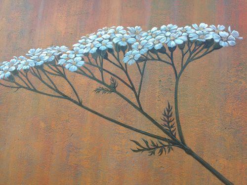 Mural-fleurs